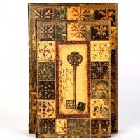 Набор книг шкатулок Ключ 2 шт KSH-PU112SN Decos
