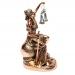 Статуэтка Фемида богиня правосудия T1139