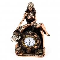 Настольные часы статуэтка Фортуна T1147