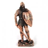 Статуэтка славянский воин T1503