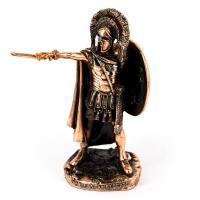 Статуэтка воина спартанского аристократа T1576 Classic Art