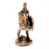 Статуетка воїна Ахіллеса фігурка античного героя T1577 Classic Art
