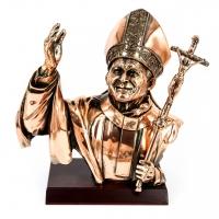 Статуэтка Папа Римский с распятием T481-1 Classic Art