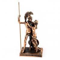Статуэтка воин и девушка T829-1 Classic Art