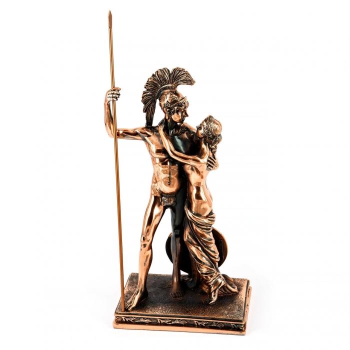 Статуетка воїн і дівчина T829-1