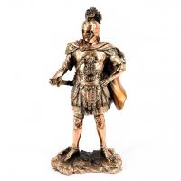 Статуэтка воина фигурка римского полководца легата T990 Classic Art