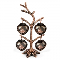 Фоторамка семейное дерево на 4 фотографии YL-V028 Decos