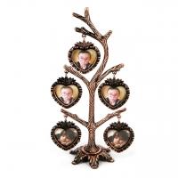 Фоторамка фамильное дерево на 5 фотографий YL-V029