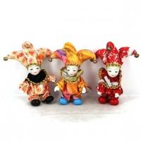 Статуэтка клоуна фигурка венецианский шут A1 №1
