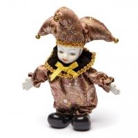 Статуэтка клоуна фигурка венецианский шут A3 №3