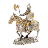 Статуэтка воина на коне HH-F008
