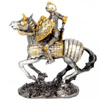 Статуетка воїн на коні HH-F009