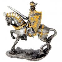 Статуэтка воина на коне HH-F010