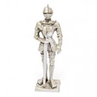 Статуэтка рыцарь с двухручным мечом HH-F017