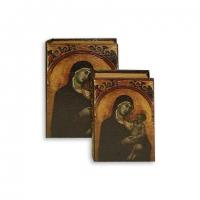 Набор книг шкатулок Дева Мария 2 шт C-10013