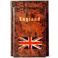 Набір книг шкатулок England 2 шт KSH-PU1662 Decos