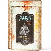 Набор книг шкатулок Paris 2 шт KSH-PU1678 Decos