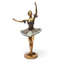 Статуэтка балерина фигурка из полистоуна 636