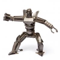Статуэтка робот из металла СМР-2 A