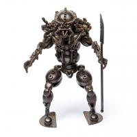 Статуэтка Хищник металлическая СМР-1