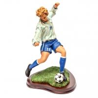 Статуетка фігурка футболіст 604
