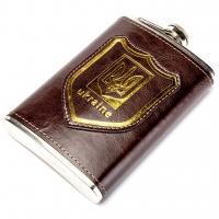 Фляга подарочная Герб Украины TZ-05