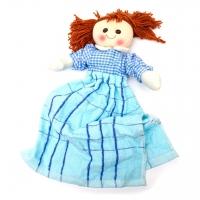 Сувенир кукла полотенце KP111-3