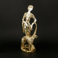 Статуэтка дама с собачкой 10169 Classic Art