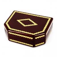 Подарочная шкатулка для украшений BJ510-3 Janco Vincente