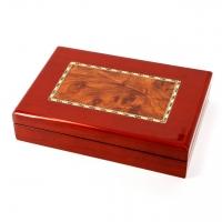 Деревянная шкатулка для украшений JANCO VINCENTE BJ558