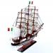 Модель парусного корабля 65 см Amerigo Vespucci HQ-3665A