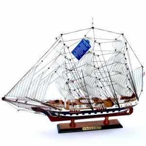 Модель парусного корабля 65 см BELEM HQ-3665B
