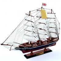 Модель парусного корабля 65 см Cutty Sark HQ-3665D