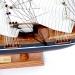 Модель корабля деревянная Cutty Sark 1869 70 см HQ-70E