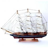 Модель корабля дерев'яна Cutty Sark 1869 70 см HQ-70E