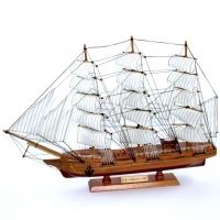 Модель корабля дерев'яна Bounty +1787 70 см HQ-70B