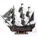Модель пиратского корабля Черная Жемчужина 80 см SH775