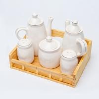 Набір для кухні 550922 5 предметів кераміка