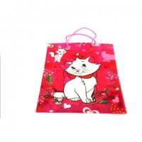 Пакет подарочный пластик 17*12,5*6,5   №10780-2