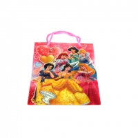 Пакет подарунковий пластик 17 * 12,5 * 6,5 №10780-3