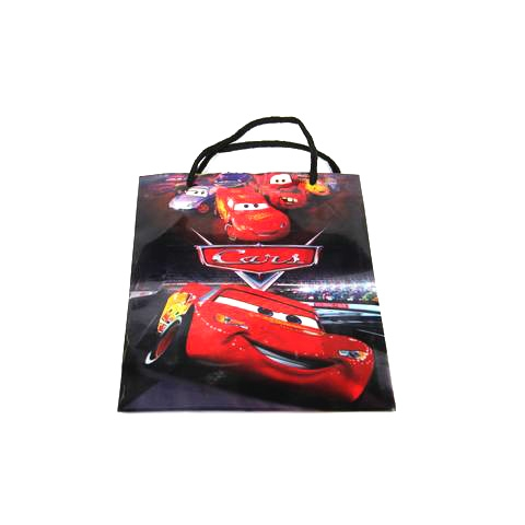 Пакет подарунковий пластик 17 * 12,5 * 6,5 №10780-6