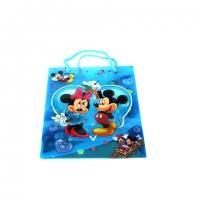 Пакет подарочный пластик 24*18*7,5   №10780-1