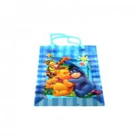 Пакет подарунковий пластик 24 * 18 * 7.5 №10780-5