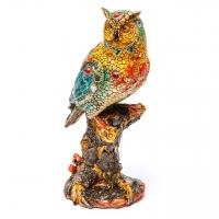 Декоративная сова статуэтка 1153