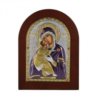 Ікона Богородиці Володимирська MA/E1110-ΕX-C Prince Silvero