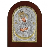 Ікона Божої Матері Остробрамської MA/E1116-AX Prince Silvero