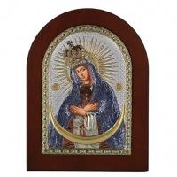 Ікона Остробрамської Божої Матері MA / E1116-BX-C Prince Silvero