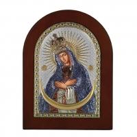 Ікона Остробрамської Богородиці MA / E1116-DX-C Prince Silvero