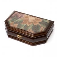Шкатулка для украшений деревянная B001