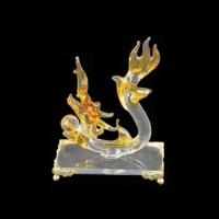 Сувенир стекло YE 8274 дракон